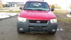 2002 Ford Escape *As Is* Kingston Kingston Area image 1