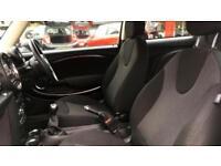 2013 Mini One 1.6 One 3dr Manual Petrol Hatchback