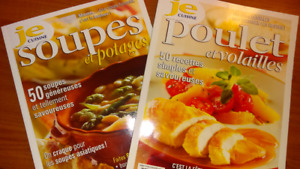 """Revues """"Je cuisine."""""""