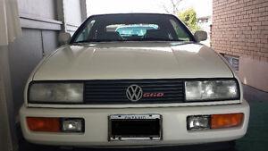1991 Volkswagen Corrado G60 Coupe (2 door)