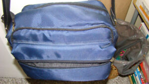 3 - ZIPPER  CUSHIONED CAMERA BAG
