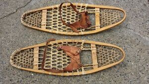 Antique Snow Shoes for your Cabin or Den or to Use ???