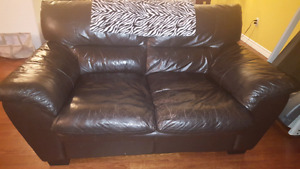 Love seat and couch set..750 obo