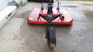 "50"" Tebbin Rough cut mower"