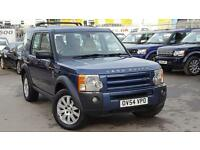 2004 LAND ROVER DISCOVERY 3 TDV6 SE CAIRNS BLUE WITH MATCHING LEATHER FANTA