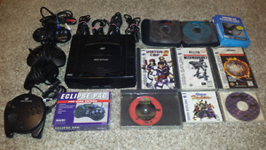Selling Large Sega Saturn Collection!