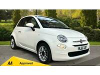 2016 Fiat 500 1.2 Pop Star 3dr Manual Petrol Hatchback