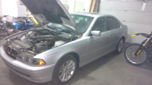 2002 BMW 530i for part out