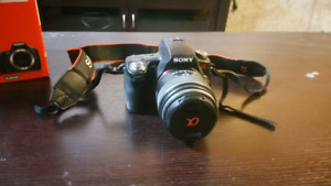 Sony A55 slt-a55vl  DSLR Camera