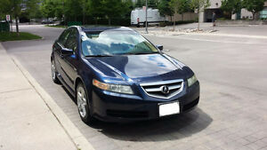 2004 Acura TL FULLY LOADED - TAN LEATHER - NAVIGATION