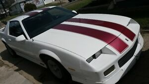 1988 Chevrolet Camaro Coupe (2 door)