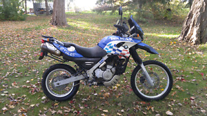 2003 Bmw f650gs Dakar single cylinder