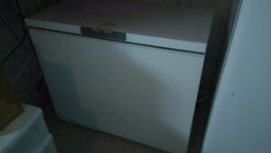 Chest freezer by Danby
