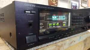 Stereo A/V receiver Onkyo in good condition