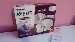 Philips Avent electric breast pump NEW