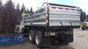 Freightliner Dump Truck with Snow Plow Prince George British Columbia image 6