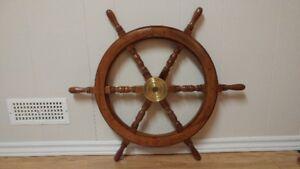 30 Inch Ships Wheel