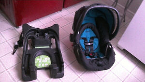 Baby carrier, car seat and stroller