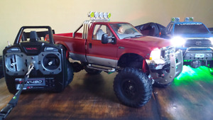 FAST SELL TODAY ONLY RTR RC TAMIYA F350 HIGHLIFT SCALE CRAWLER