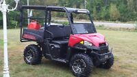 2015 POLARIS RANGER 570 MID SIZE (WITH EXTRAS)