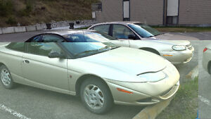 2001 Saturn sc1 (2 door)