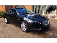 2013 Jaguar XF 2.2d (200) Luxury Automatic Diesel Saloon