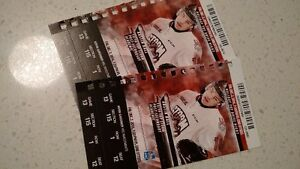 Guelph Storm Friday Dec 2 vs. Erie. Row 1- 2 tickets London Ontario image 1