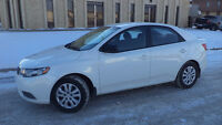 13 Forte - auto - 4 door - LOADED - A/C - ONLY 65,000KMS