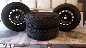 great winter snow tires with rims