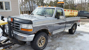 1993 Ford f250 Camionnette
