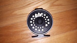 Fly Reel with line