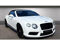 2015 Bentley Continental GTC 4.0 V8 S 2dr Automatic Petrol Convertible