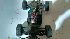 1/18th 4x4 Torment upgraded rtr rc
