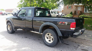 2004 Ford Ranger FX4 Truck LOW KMS!