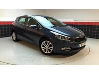 2014 Kia cee'd 1.6 CRDi 126bhp 2 Manual Hatchback