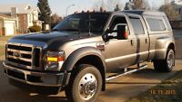 "2008 Ford F-450 Lariat 4X4 ""LOW KLM"""