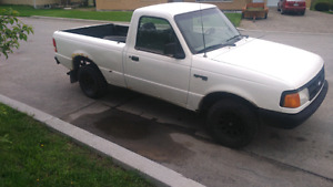 Pick up ford 1995 manuel 4 cyl