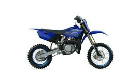 Yamaha YZ 85 BIG WHEEL 2021 MODEL JUNIOR MX BIKE NOW IN STOCK AT CRAIGS MC