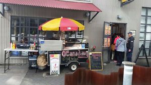 O'Canadawg Catering Gourmet Sausage & Hot Dog Stand for Events