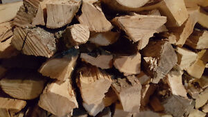 Firewood *ready to burn* seasoned hardwood