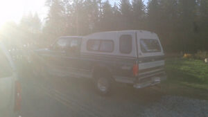 1996 Ford F-150 Extended cab Pickup Truck