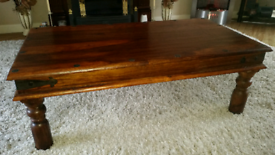 Barker/stonehouse coffee table