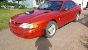 for sale 94 ford mustangSRS