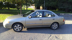 Selling 2004 Nissan Sentra