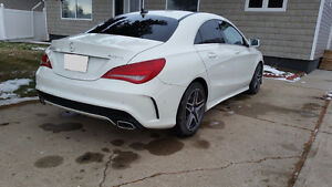 2015 Mercedes-Benz CLA250 4MATIC Moose Jaw Regina Area image 4