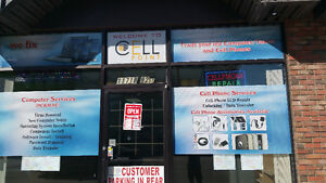 Repair/Buy Computers/Cell Phones @ Cell Point