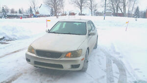 Reliable Lexus IS 300 - Negotiable