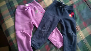 Childrens Place Pants 3T like new, both for $5