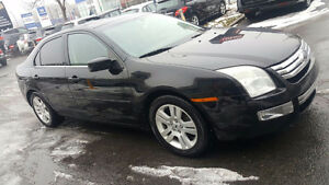 2007 Ford Fusion Berline SEL AWD