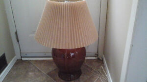 NEW PRICE!!!  Table lamp